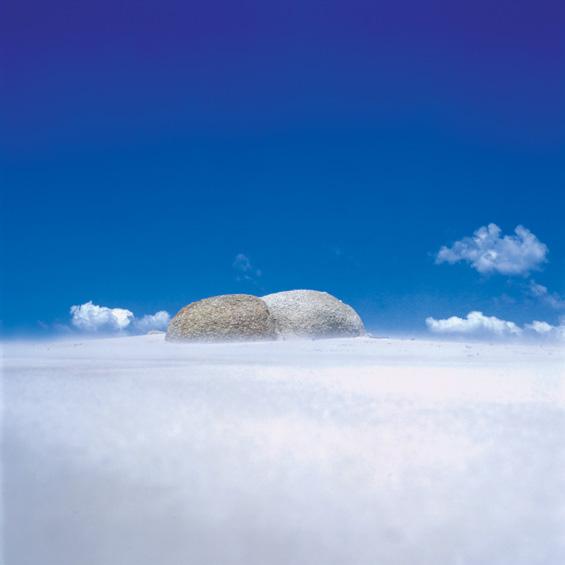 Hemel en aarde - Australië 2004